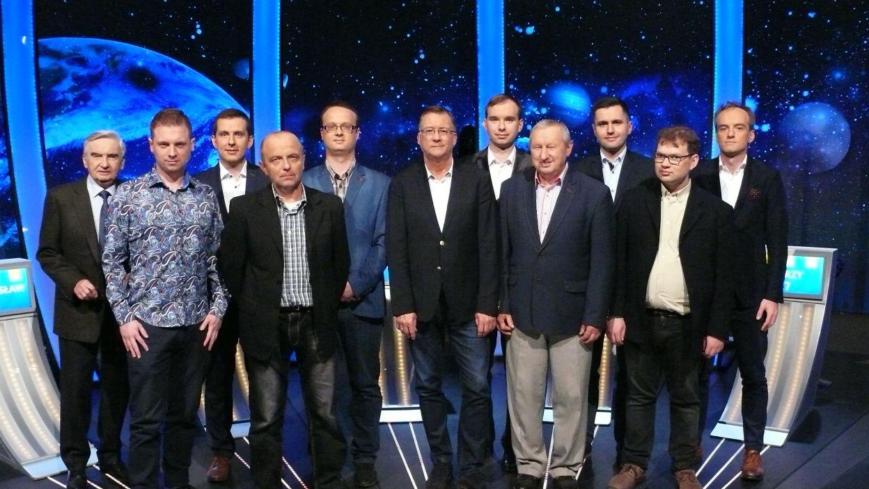 16 odcinek 108 edycji reprezentują następni zawodnicy