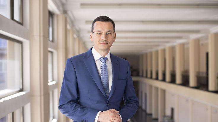 Wicepremier i Minister Rozwoju i Finansów - Mateusz Morawiecki