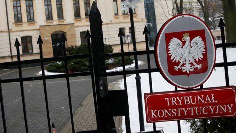 Sędziowie TK mają odebrać zaległe dni urlopowe (fot. PAP/Tomasz Gzell)