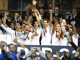 Hiszpanie będą bronić mistrzostwa Europy (fot. PAP/EPA)