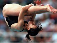 Fu Mingxia (fot. Getty Images)