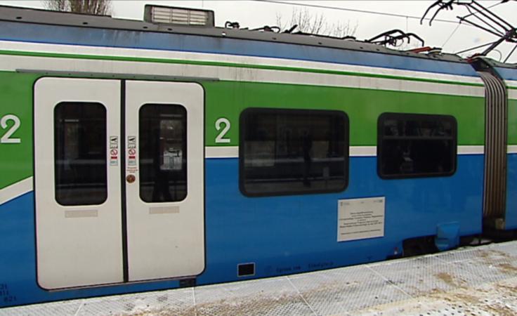 Elektryfikacja linii kolejowej Rzeszów - Tarnobrzeg