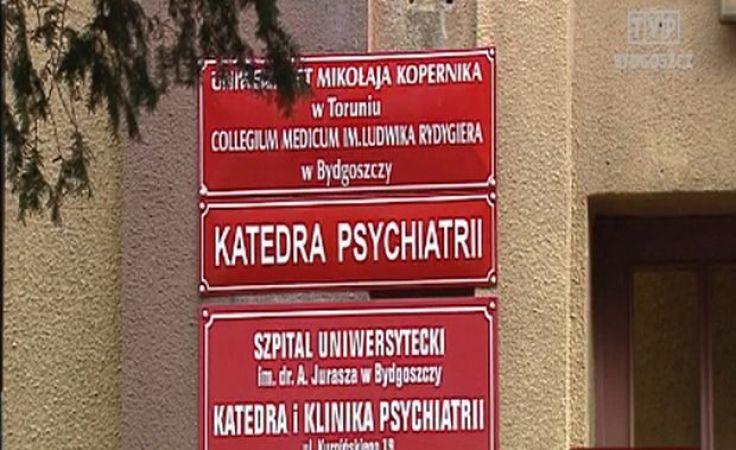 15-latka leżała na oddziale psychiatrycznym przy Kurpińskiego