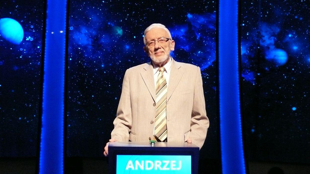Andrzej Dauter - zwycięzca 4 odcinka 113 edycji