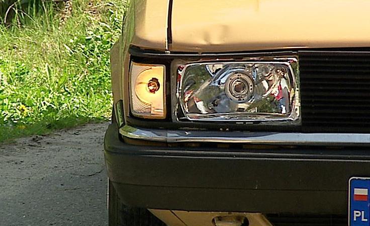Samochód osobowy potrącił gimnazjalistów