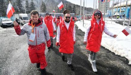Polscy paraolimpiczycy powitani w wiosce olimpijskiej