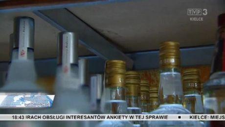 Konsultacje społeczne w sprawie zmniejszenia liczby sklepów z alkoholem