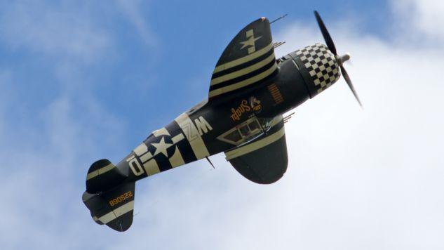 Pilot P-47 najpewniej zginął (fot. Flickr/Tony Hisgett)