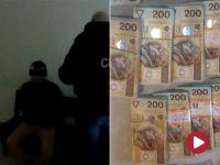Fałszywy konwojent i rabuś. Wpadli przestępcy podejrzani o kradzież 530 tys. zł