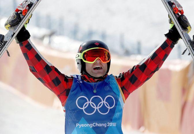 Kraksa w finale ski crossu. Leman ze złotem