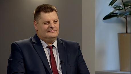 Rozmowa Dnia - Piotr Moc