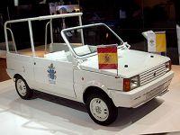 Papieskie pojazdy