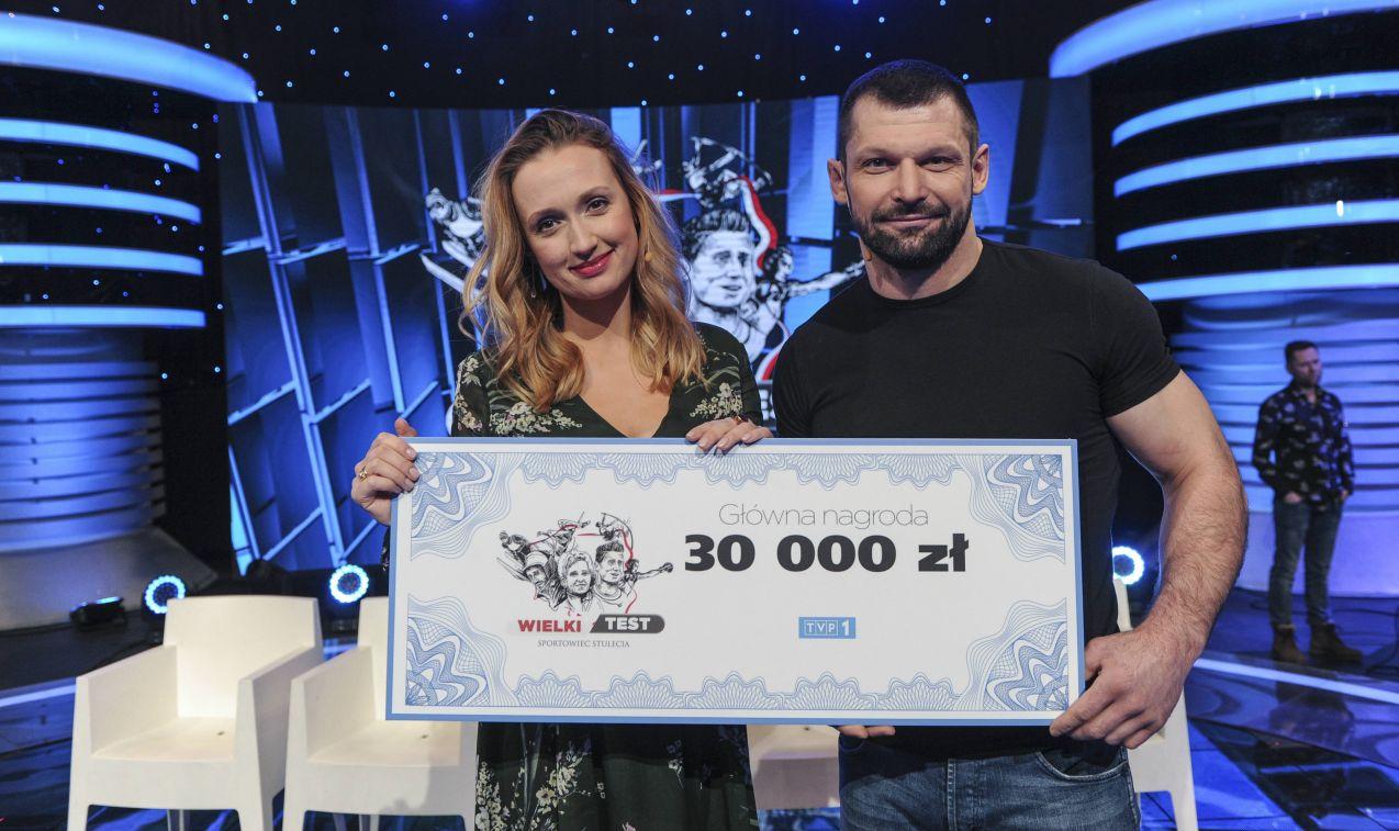 Wszystko już wiadomo: Anna Gryza i Szymon Kołecki zwycięzcami! (fot. Natasza Młudzik/TVP)