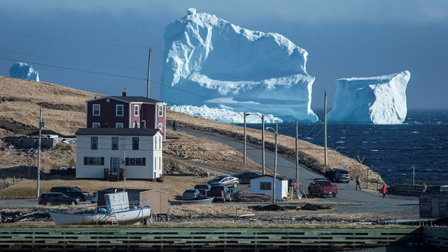 Góra dodaje uroku miejscowemu krajobrazowi (fot. REUTERS/Greg Locke)