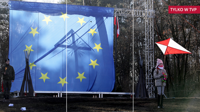 """""""Sytuacja, kiedy flaga UE zasłania krzyż, to żenada"""". """"Podniosła i świetnie zorganizowana uroczystość"""""""