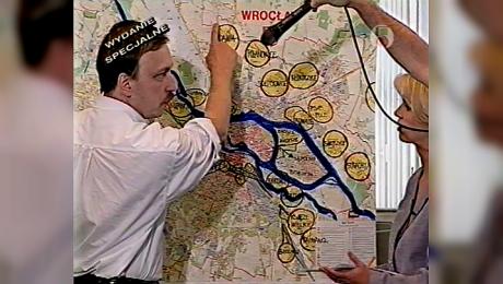 Powódź: Fakty – 13.07.1997 – 16:30