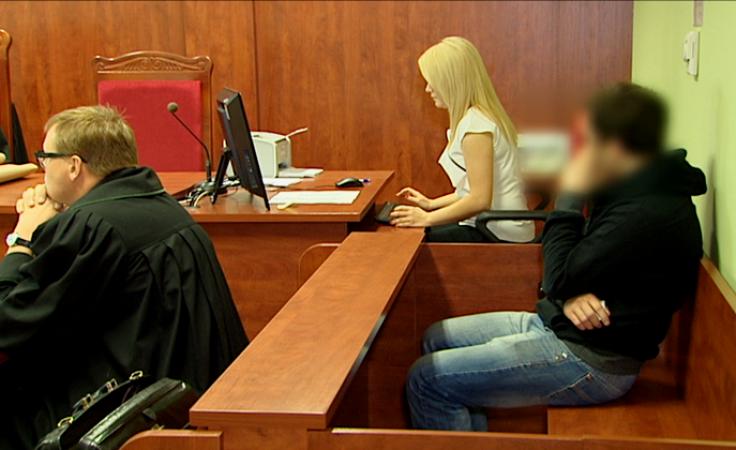 2 lata więzienia dla Damiana U. za wykorzystywanie nieletnich