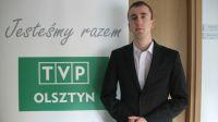 Damian Prokopowicz, koordynator festiwalu BOSS w Olsztynie.