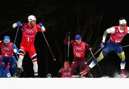Norwegia ze złotem w sprincie drużynowym mężczyzn