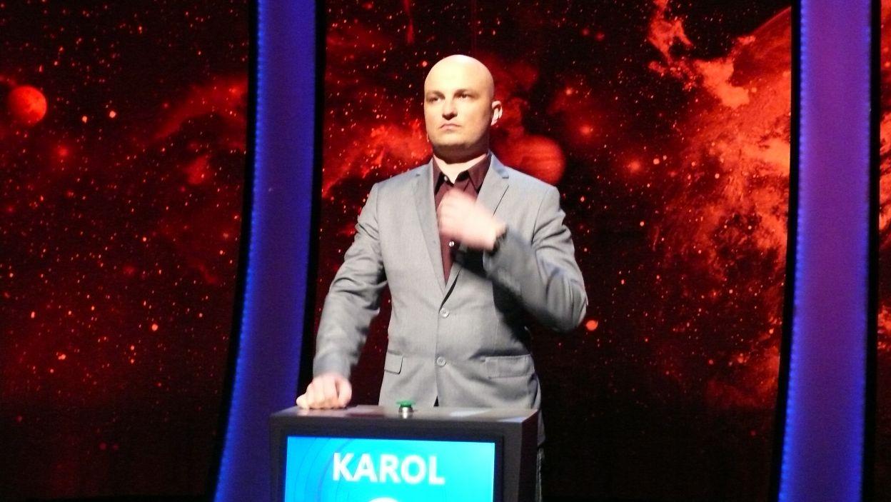 Karol Mariak - zwycięzca 4 odcinka 106 edycji