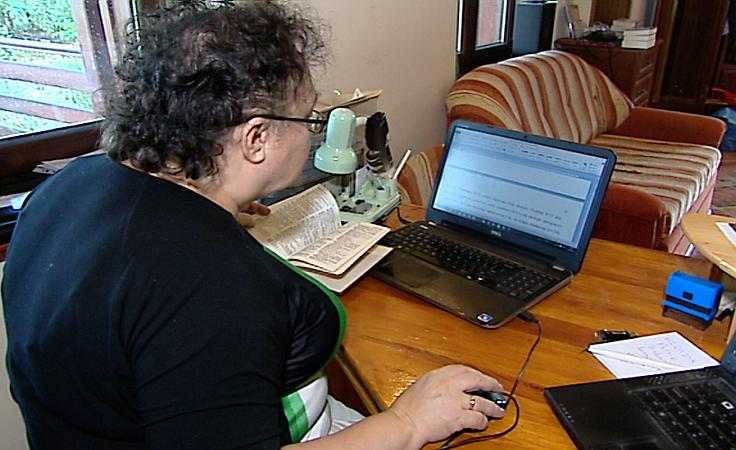 Natalia Minkowicz-Albert - poliglotka z Korzeni