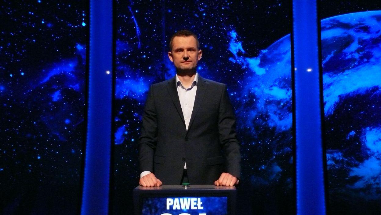 Pawe Jackowski - finalista Wielkiego Finału 99 edycji