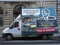 Wojna billboardowa. Auto Orbana nie spodobało się Verhofstadtowi