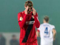 Puchar Niemiec: klub z LM odpadł z trzecioligowcem