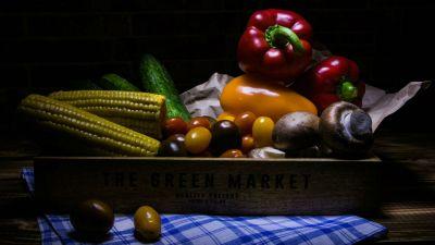 Okrasa łamie przepisy – Warzywa ekologiczne