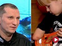 """Zejdzie na dno najgłębszego jeziora w Polsce, żeby 2,5-latek dostał protezę. """"Pomyślałem, że mogę komuś pomóc"""""""