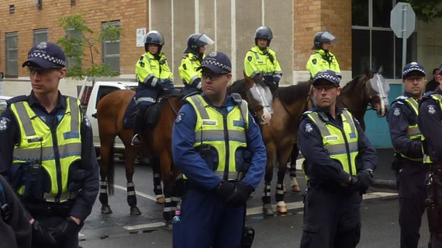Interweniowała policja (fot. flickr.com/concernedcitizen1)