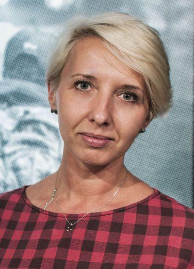 Aneta Łuczak </br> kierownik produkcji