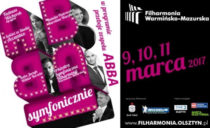 Koncerty odbędą się w dniach 9, 10 (godz. 19:00) oraz 11 marca (godz. 18:00) (fot. filharmonia.olsztyn.pl)