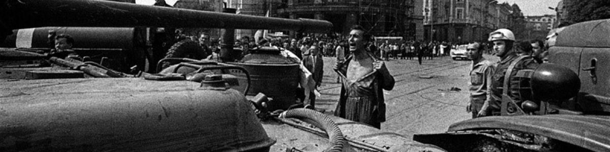 47. rocznica interwencji w Czechosłowacji