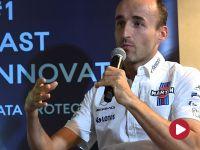 Kubica: zrobiłem dużo, by wrócić do F1 [wideo]