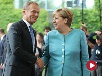"""Tusk ponownie premierem? Niemcy nie chcą """"drugiej Turcji"""""""
