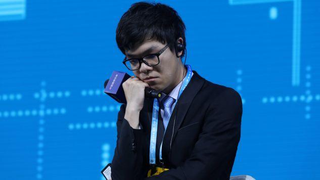 W Chinach pojedynek Ke z komputerem miał wymiar wizerunkowy (fot.PAP/EPA/WU HONG)