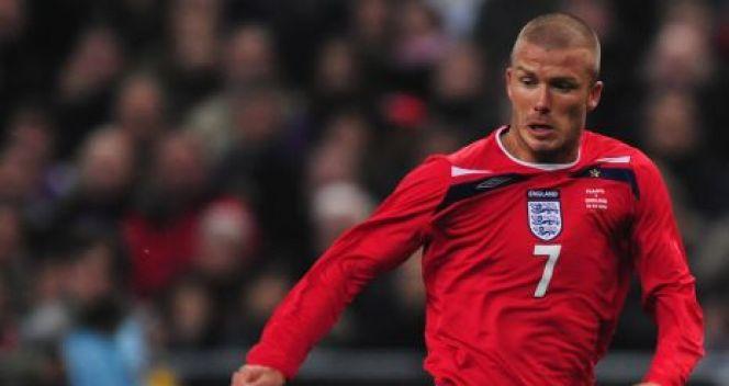 Beckham ma na swoim koncie 115 występów w kadrze i 21 strzelonych goli (fot. Getty Images)