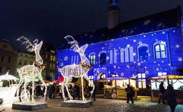 IX Warmiński Jarmark Świąteczny odbędzie się w dniach 14-17 grudnia (fot. olsztyn.eu/Marcin Kierul)
