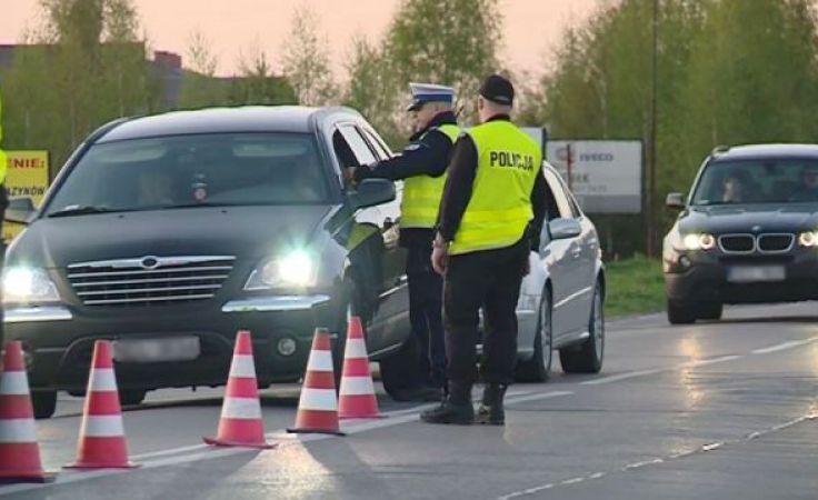 Do niedzielnego poranka, policjanci podczas kontroli zatrzymali 33 nietrzeźwych kierowców