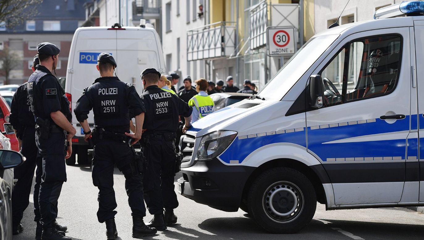 Napastnik chwilę po ataku popełnił samobójstwo (fot. Alexander Koerner/Getty Images)
