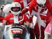 Bobsleje: świetny debiut Polaków na igrzyskach