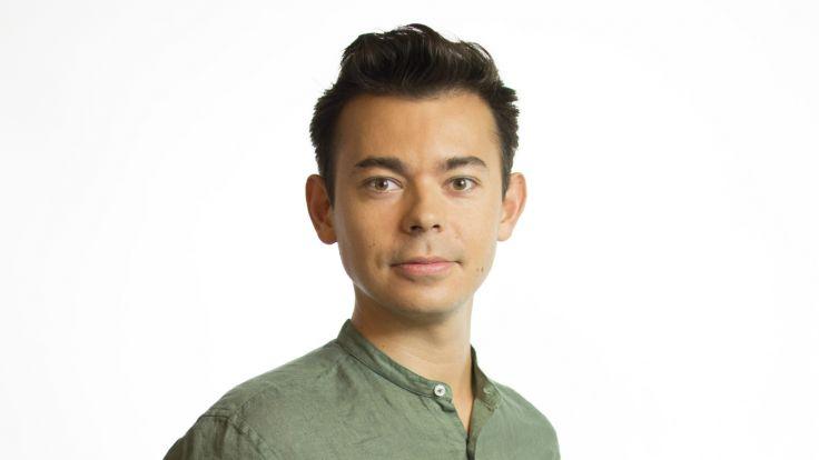 Szymon Alaba/ fot. TVP3 Warszawa