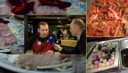 Halo, tu Pjongczang (odc. 8): wodorosty i ciastka ryżowe na olimpijskie podniebienia