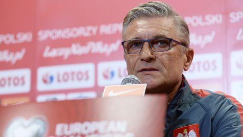 – Udało się coś takiego skonstruować jak duch drużyny – mówił Nawałka (fot. PAP/Bartłomiej Zborowski)