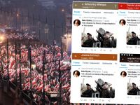 """""""Hajlowanie"""" na Marszu Niepodległości? Posłanki opozycji rozpowszechniają fake newsa"""