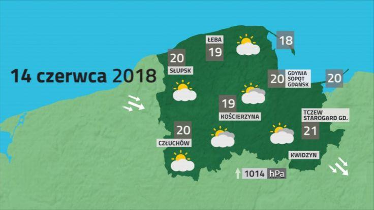 Pogoda 13.06.2018