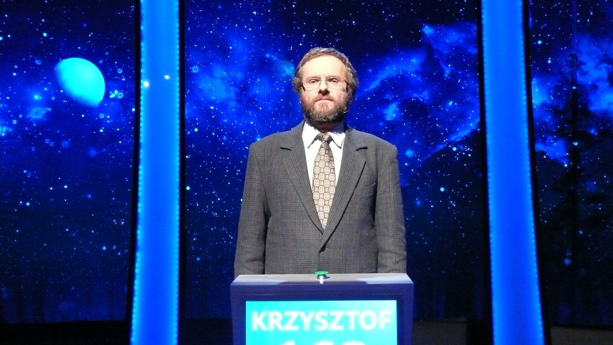 Krzysztof Romańczak - zwycięzca 6 odcinka 106 edycji