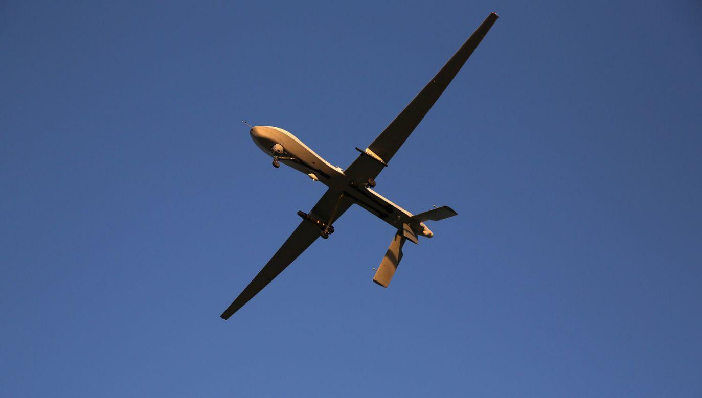 Rosyjskie służby interesowały się m.in. opracowaniami nowoczesnych systemów lotniczych do wykrywania dronów (fot. John Moore/Getty Images)