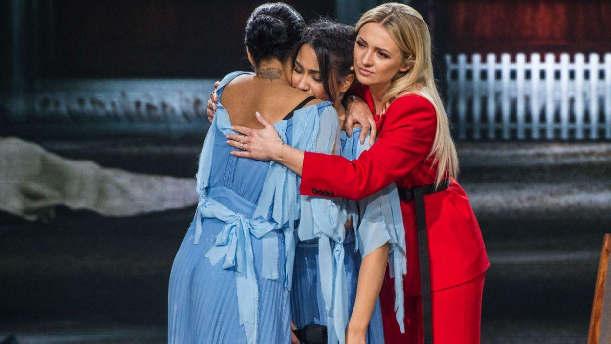 – To było najpiękniejsze wykonanie w tym programie – wyznała wzruszona Ewa Chodakowska (fot. TVP)